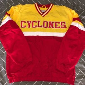 Iowa State pull over - Large
